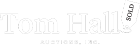 Tom Hall Auctions, Inc. Logo